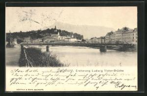 AK Salzburg, Erzherzog Ludwig Victor-Brücke