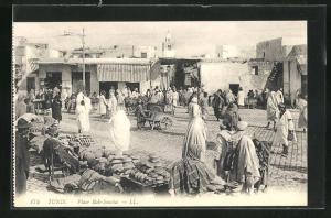 AK Tunis, Place Bab-Souika