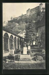 AK Salzburg, St. Peter Friedhof