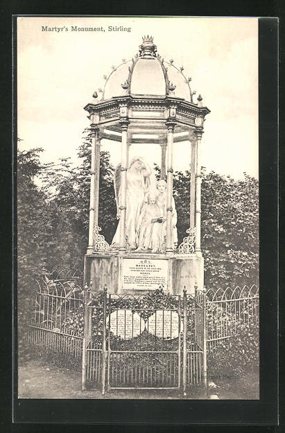 AK Stirling, Martyr`s Monument 0