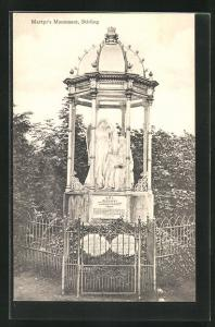 AK Stirling, Martyr`s Monument