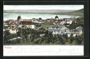 AK Bregenz, Panorama