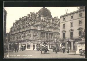 AK London, The Carlton Hotel