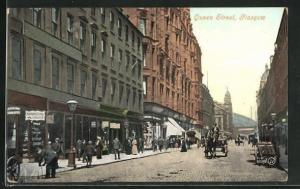 AK Glasgow, Queen Street