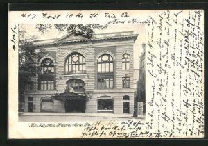 AK Erie, PA, The Majestic Theatre