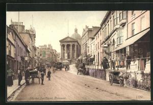 AK Penzance, View in Market Street