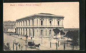 AK Bari, Palazzo Polizia Urbana