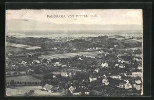AK Pitten, Panorama
