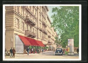 AK Wien, Grand Hotel, Kärntnerring 9