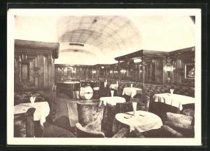 AK Wien, Restaurant Barock-Bar, Goldschmiedgasse 7a