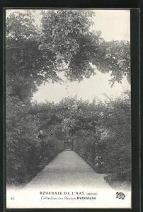 AK Roseraie de l`Hay, Collection des Rosiers Botanique