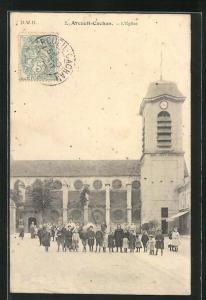 AK Arcueil-Cachan, L`Eglise