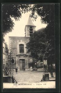 AK Saint-Maurice, L`Eglise