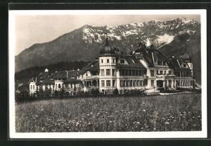 AK Bad Ischl, Öffentliches Krankenhaus