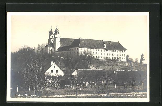 AK Stainz, Schloss 0