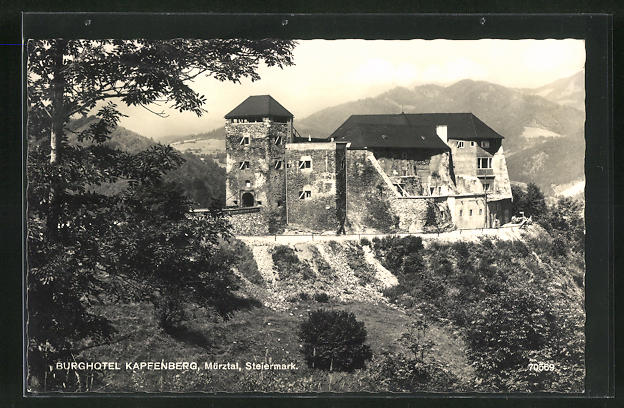 AK Mürztal, Burghotel Kapfenberg 0