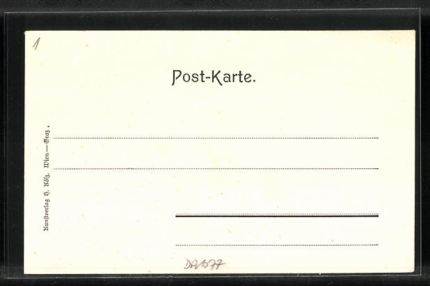 AK Kapfenberg, Ortsansicht 1