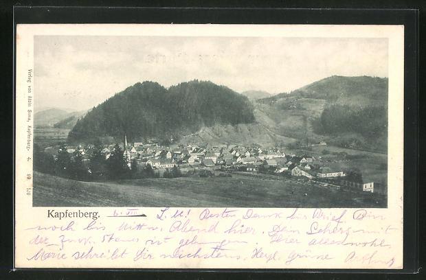 AK Kapfenberg, Ortsansicht 0