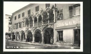 AK Bruck a. Mur, Kornmesserhaus
