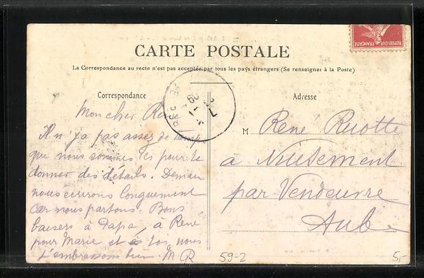 AK Paris, Parc Montsouris, Allèe vers l`Observatoire, Observatorium 1