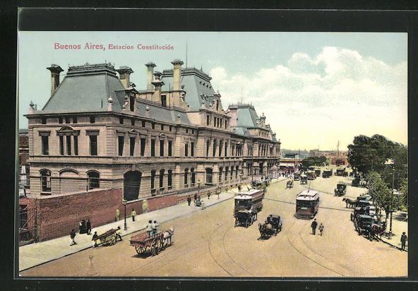 AK Buenos Aires, Estacion Constitution 0