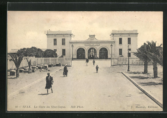 AK Sfax, La Gare du Sfax-Gafsa 0