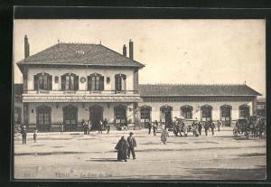 AK Tunis, La Gare du Sud