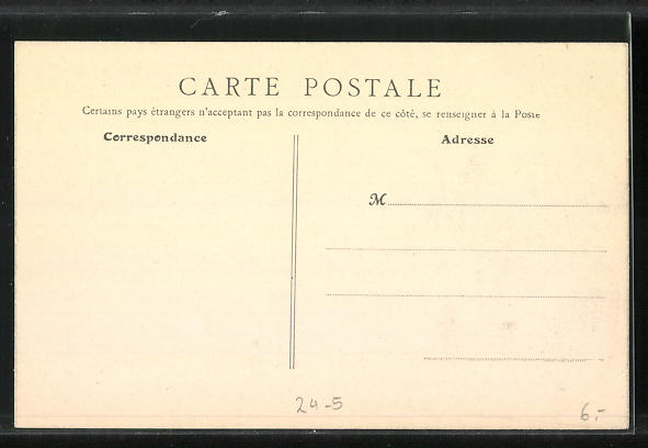 AK Levallois-Perret, La Rue Fazilleau, Hochwasser 1910 1