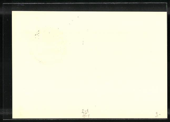 AK Berlin, Postwertzeichen-Ausstellung im Zoo 1938, Ganzsache 1