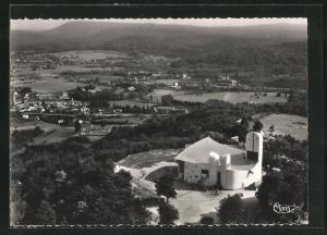 AK Ronchamp, Chapelle de Notre-Dame du Haut, Bauhaus