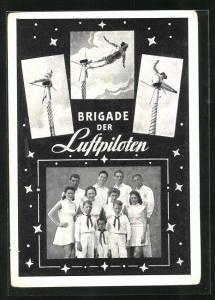 AK Brigade der Luftpiloten, Akrobaten