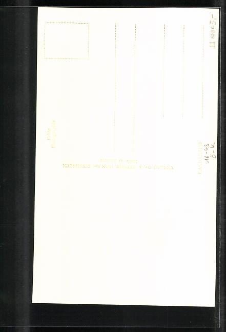 Foto-AK Adalbert Defner: Villach, Halle im Walterhof 1