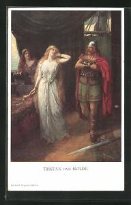 AK Sage Tristan & Isolde, Bühnenszene