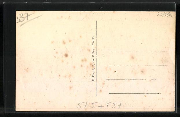 AK Cinq-Mars, Champignonières Chalbot & Cie., vue de quelques meules, Pilz-Anbau 1