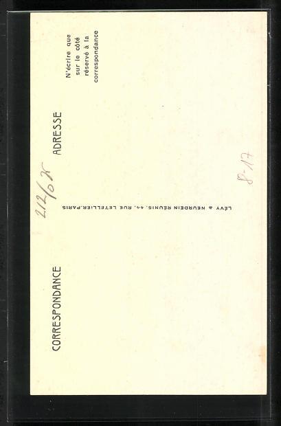 AK Le Ramoneur, französ. Schornsteinfeger 1