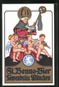 AK Löwenbräu München, St. Benno-Bier