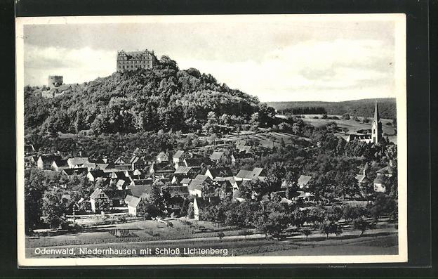 plz fischbachtal