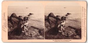 Stereo-Fotografie Jarvis, Washington D.C., Ansicht Russland, Black Sea from the Russian Coast