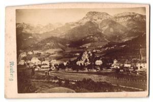 Fotografie F. Ramesmeier, Neuberg, Ansicht Neuberg a/d Mürz