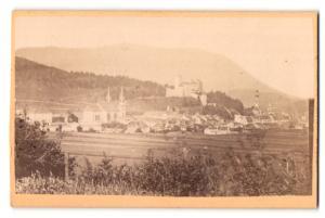 Fotografie A. Kofler & Violand, Bruneck, Ansicht Bruneck