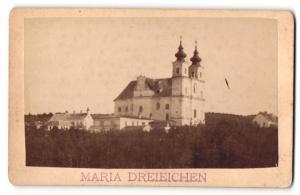 Fotografie G. Hiesberger, Ansicht Maria Dreieichen