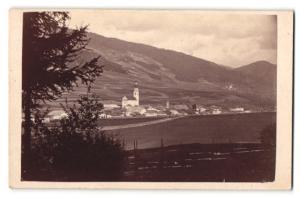 Fotografie Alois Kofler, Tirol, Ansicht Niederdorf