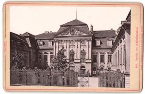 Fotografie Verlag von Römmler & Jonas, Dresden, Ansicht Berlin, Palais des Reichskanzlers