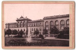 Fotografie Verlag von Robert Prager, Berlin, Ansicht Berlin, Generalstabsgebäude