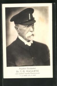 AK President Osvoboditel, Dr. T. G. Masaryk