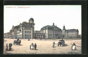 AK Frankfurt a. M.-Westend, Seckenbergianum