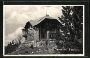 AK Mürzzuschlag, Alpenhotel Bärenkogel