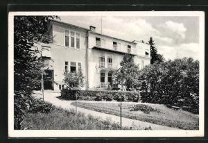 AK Graz, Diakonissen-Privatkrankenhaus, Bergstrasse 1