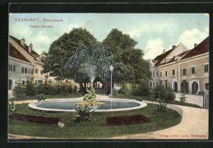 AK Neumarkt, Celpek-Brunnen