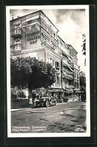 AK Gleichenberg, Hotel-Pension Grazerhof